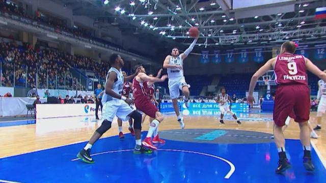 Eurocup: MVP Round 8 - Ivan Strebkov