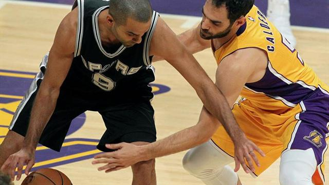 Calderón lidera triunfo de Lakers ante Bulls de Mirotic; descansó Pau Gasol