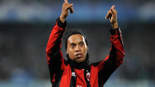 Ronaldinho'nun menajerinden Chapecoense açıklaması