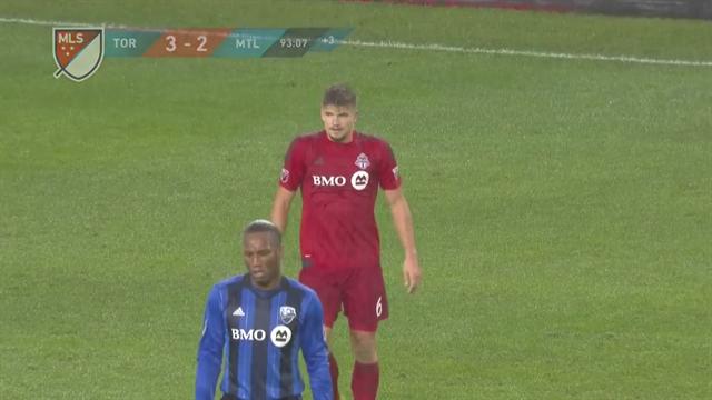 MLS: Toronto 5-2 Montreal Impact (seride 7-5)