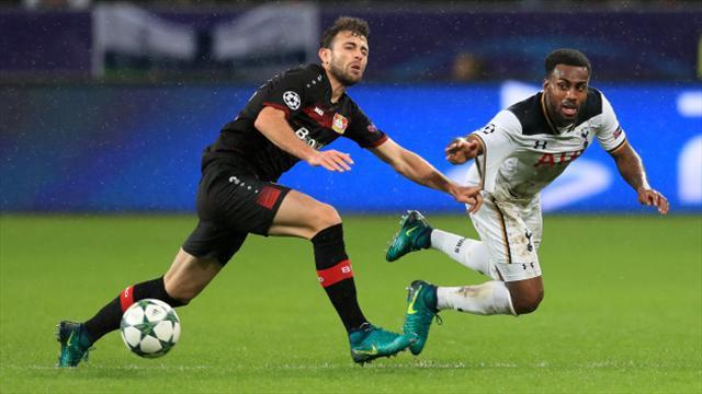 Bayer Leverkusen dealt blow over injured Kevin Volland and Admir Mehmedi
