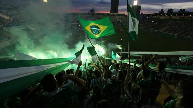 Nach Flugzeugabsturz: Infantino zur Trauerfeier nach Brasilien