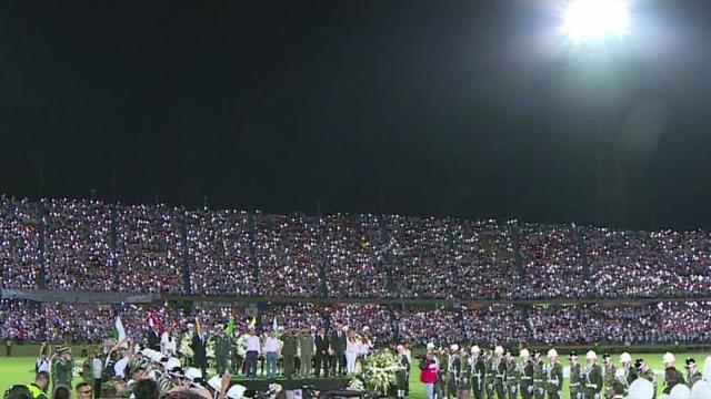 Chapecoense: Volles Stadion gedenkt den Opfern