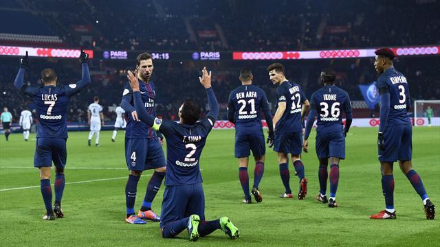 Mindestlohn mal dreißig: So viel verdienen Frankreichs Fußballstars