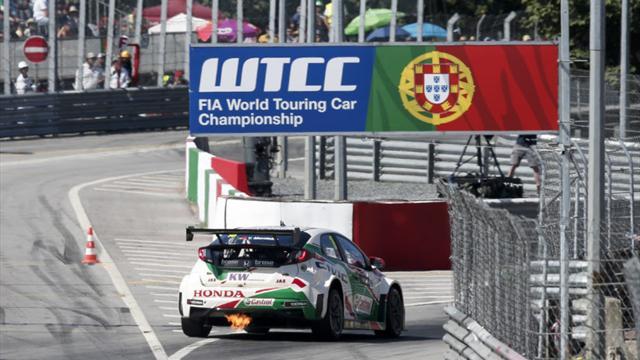 Regeländerungen für die WTCC 2017