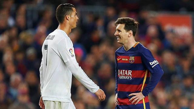 Messi-Cristiano, el último duelo de oro
