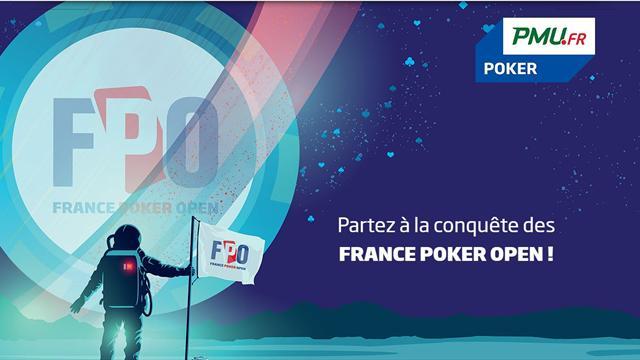 France Poker Open : le nouveau circuit lancé par PMU et TexaPoker