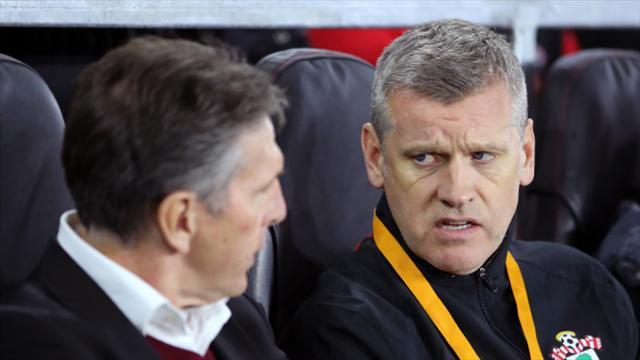 Southampton close internal investigation into Eric Black