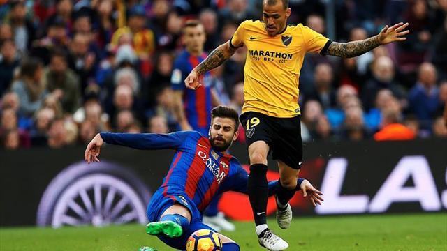 El delantero Sandro fuerza su recuperación para llegar el domingo a Valencia