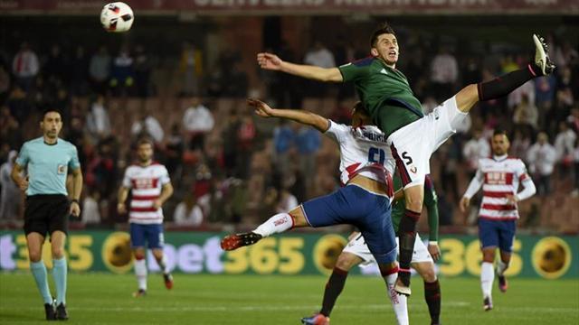 El Granada llevaba casi siete meses sin ganar un partido oficial