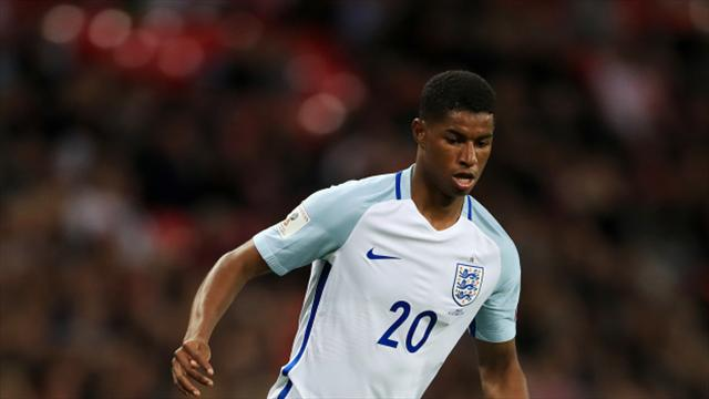 Gareth Southgate may let Marcus Rashford play for England Under-21s