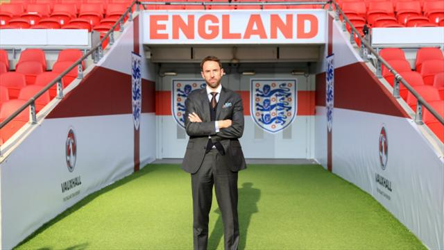 Gareth Southgate: Getting England job is just the start for me
