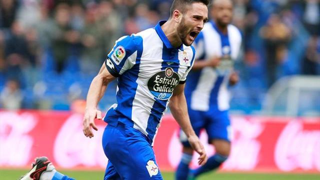 Deportivo y Real Sociedad, empate en las cuatro últimas citas