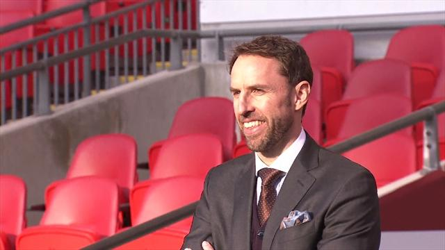 Southgate: 'Fantastic honour' to help young England team develop