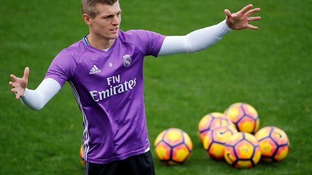 El Real Madrid inscribe a Kroos en la lista del Mundial de Clubes