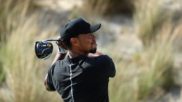 Tiger Woods reaparece en un torneo tras 16 meses de ausencia por lesiones