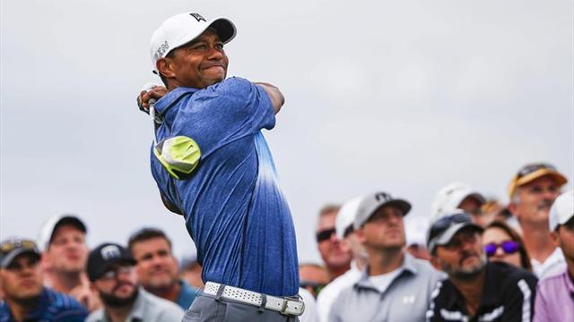 Tiger Woods reaparece con una ronda de 73 (+1) en Bahamas