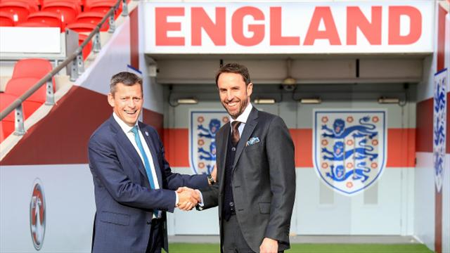 FA chief executive explains how Gareth Southgate got the England job