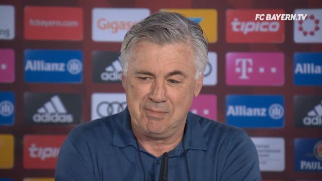 Ancelotti ne regardera le Clasico qu'à une condition