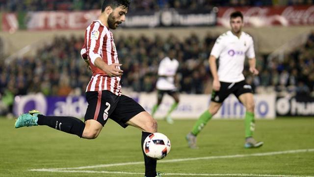 1-2. Raúl García encarrila la eliminatoria para el Athletic en El Sardinero