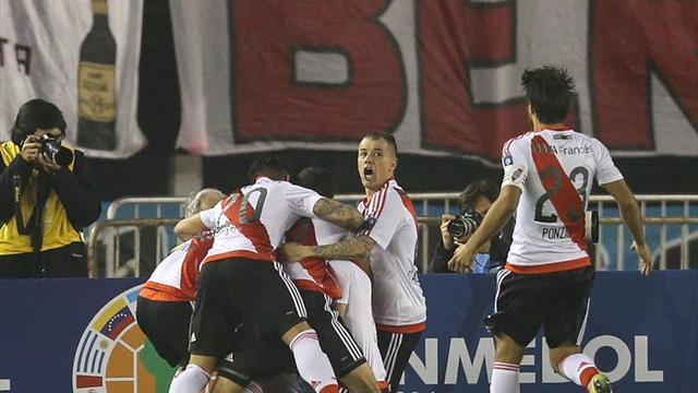 River Plate elimina a Gimnasia y jugará final de Copa Argentina ante Central