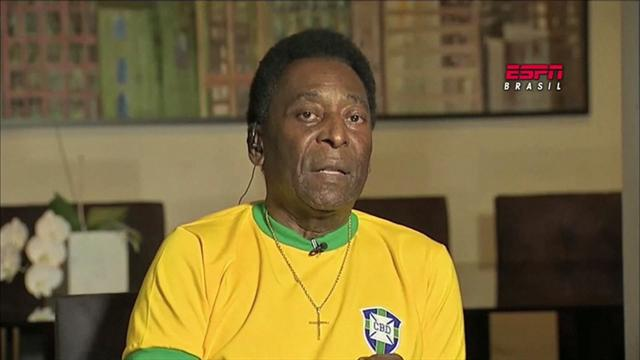 Pele describes sorrow at Chapecoense air disaster