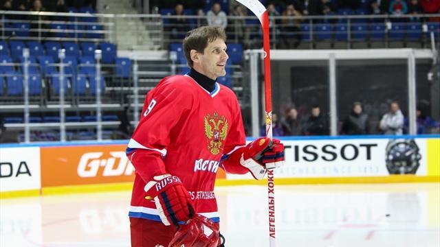 Яшин стал совладельцем «Лас-Вегаса», который начнет выступление в НХЛ в следующем сезоне