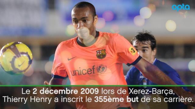 2 décembre 2009 : Le jour où Henry a détrôné Platini
