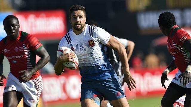 Etape de Dubaï : La France chute en quart face aux Fidji (5-40)