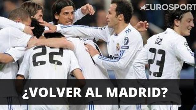 El galáctico que sueña con volver al Real Madrid
