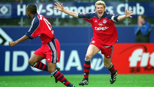 Bundesliga-Finale 2001: Kahn wollte entscheidenden Freistoß schießen