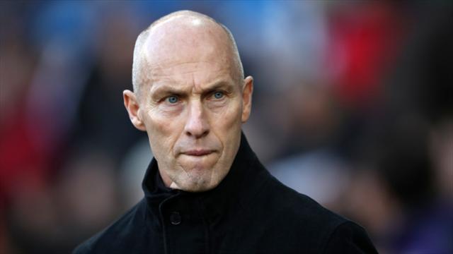 Bob Bradley urges Swansea to keep Spurs striker Harry Kane quiet