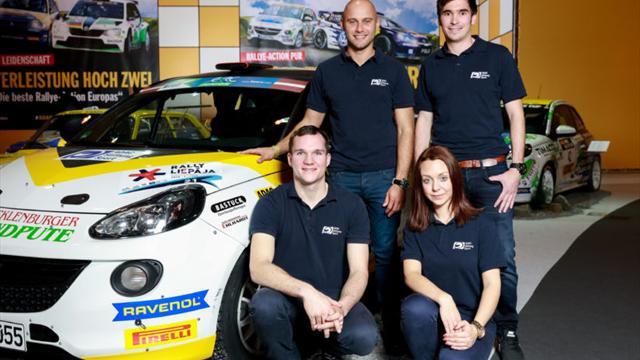 Les jeunes stars allemandes de l'ERC continuent à recevoir un précieux soutien
