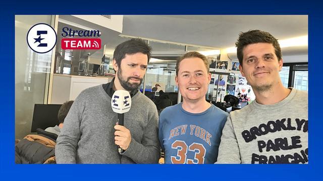 Clasico, Gameiro, Aulas, coccinelle : Julien Cazarre a retourné la Stream Team