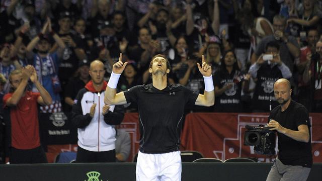 Tennis : Bilan 2016  : </b>Murray enfin premier de la classe