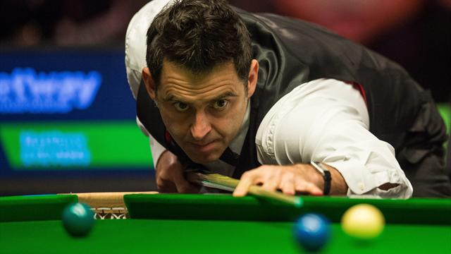 UK Championship: LIVE on Eurosport - order of play/results/daily schedule