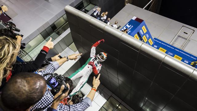 Беннани выиграл главную гонку на Хунгароринге