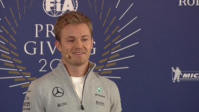Rosberg wants to stay involved in racing