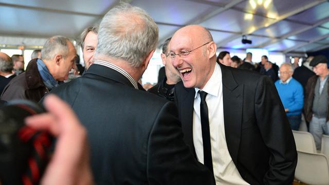 Laporte est le nouveau président de la FFR