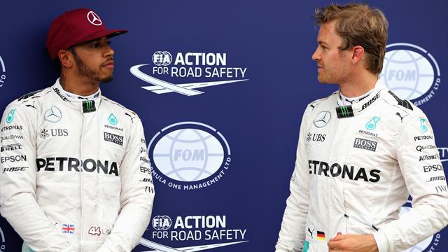 """Rosberg hofft auf gutes Verhältnis zu Hamilton: """"Fände ich gut"""""""