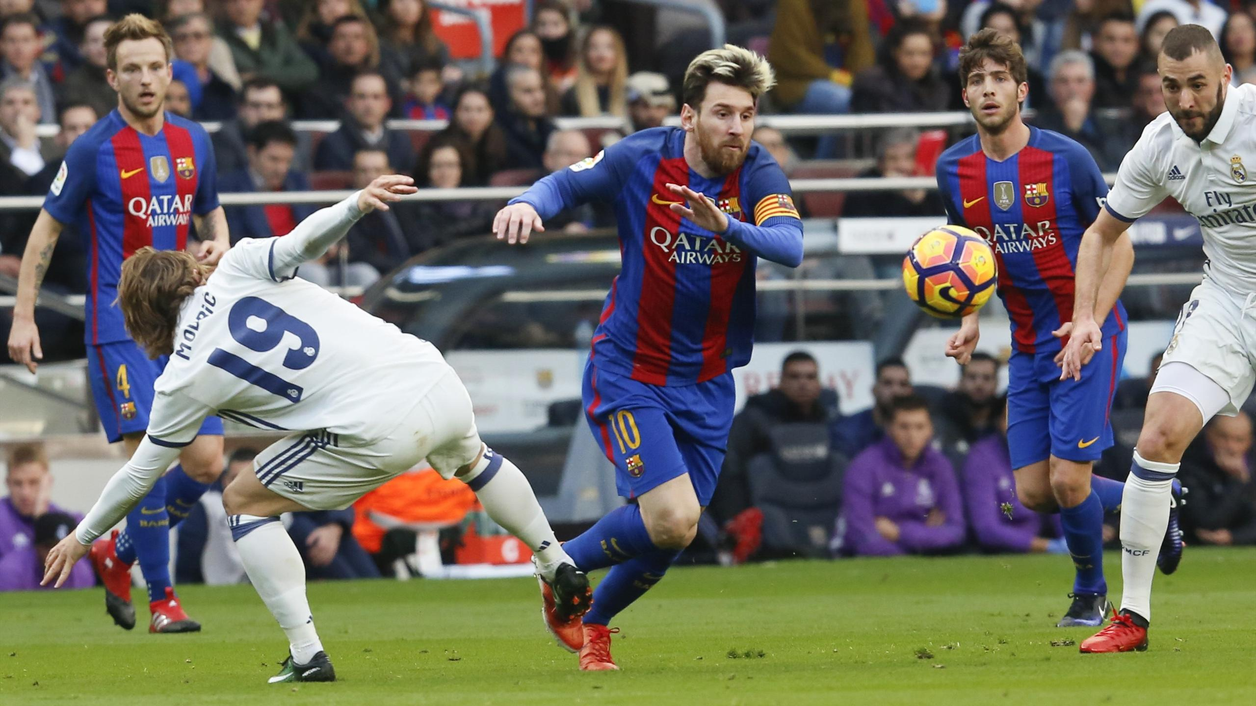 Barca Gegen Real Madrid
