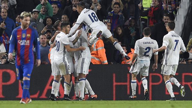 «Эль Классико»: «Барса» и «Реал» сыграли вничью