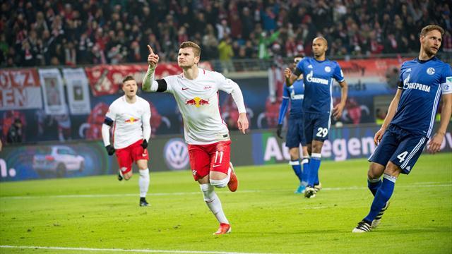 Leipzig est inarrêtable… et de nouveau leader