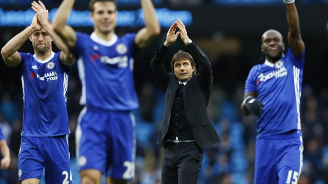 Chelsea's 3-4-3 wins Conte's tactical duel with Guardiola