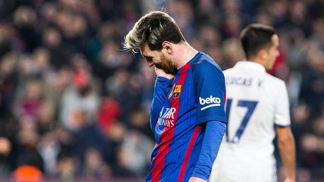 Depuis que Zidane est sur le banc du Real, le Barça a pris un sérieux retard