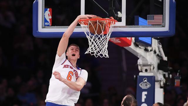 Les Knicks ne reconstruisent pas, etc'est risqué