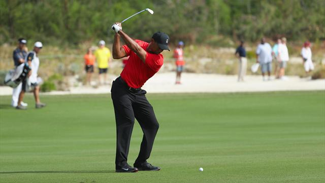 Woods focused on climbing world rankings after 'great' return from 16-month absence