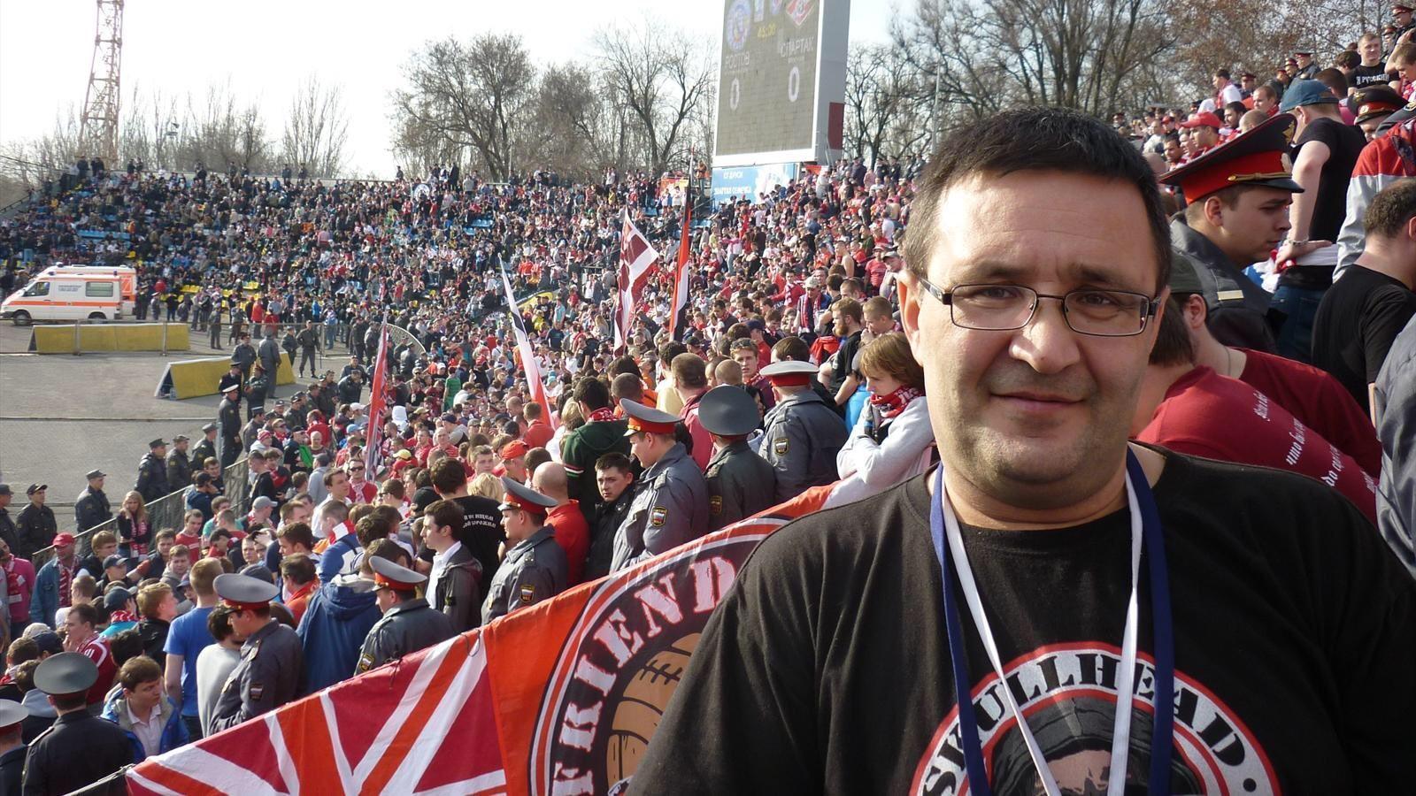 Амир Хуслютдинов: Панов на трибуне «Спартака»? Флаг ему в руки