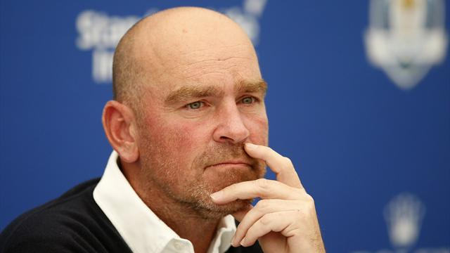 Thomas Bjorn confirmed as Europe's Ryder Cup captain