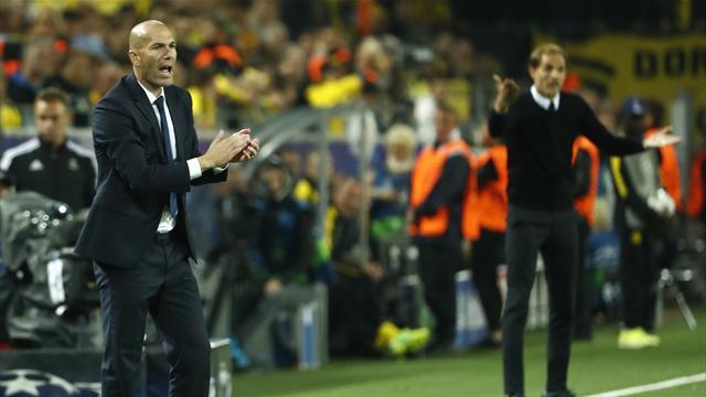 Zidane égale (quand même) le record d'invincibilité du club avec un 34e match sans défaite